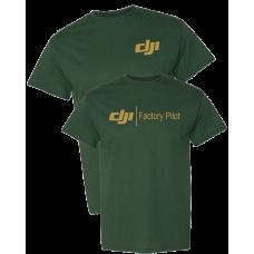 DJI Factory Pilot T Shirt T Shirts
